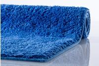 Kleine Wolke Badteppich Kansas Himmelblau