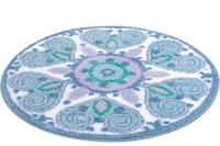 Kleine Wolke Badteppich Mandalay Multicolor