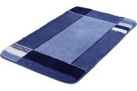 Kleine Wolke Badteppich Padova Marineblau