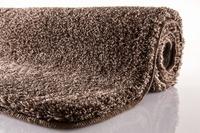 Kleine Wolke Badteppich Relax Mahagoni