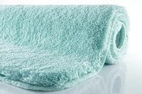 Kleine Wolke Badteppich Relax Salbeigrün rutschhemmender Rücken Öko-Tex zertifiziert