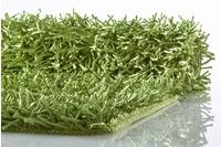 Kleine Wolke Badteppich Riva Maigrün