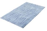 Kleine Wolke Badteppich Sway, Blau