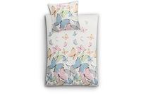 Kleine Wolke Bettwäsche Butterflies Multicolor