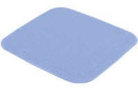 Kleine Wolke Duscheinlage Java-Plus, Capriblau 55 x 55 cm
