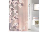 Kleine Wolke Duschvorhang Blossom Nelke 180x200 cm