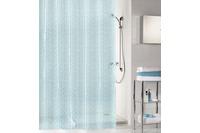 Kleine Wolke Duschvorhang Soapy Wasserblau 180 x 200 cm (Breite x Höhe)
