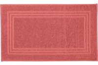 Kleine Wolke Frottier-Badvorleger Lodge Marsala 50 x 80 cm