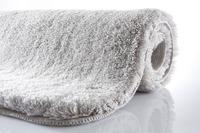 Kleine Wolke Badteppich Relax Grau