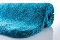 Kleine Wolke Badteppich Relax Pazifik rutschhemmender Rücken Öko-Tex zertifiziert