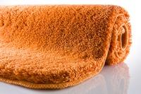Kleine Wolke Badteppich Relax Rost rutschhemmender Rücken Öko-Tex zertifiziert