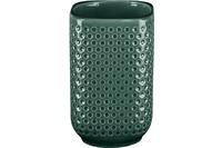 Kleine Wolke Zahnputzbecher Mila, Smaragd 7,5x11x7,5/ 250ml