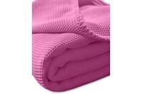 """Kneer Pique-Decke La Diva Maison """"Qualität 91"""" Farbe 20 pink"""