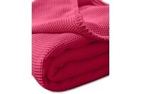 "Kneer Pique-Decke La Diva Maison ""Qualität 91"" Farbe 42 rubin"