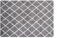 Lalee Teppich Guinea - Kindia Grau