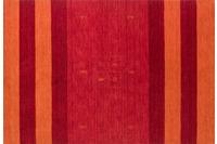 Luribaf Teppich gewebt 113 rot