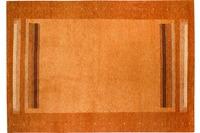 Luxor Living Gabbeh-Teppich Brossard terrakotta/ orange
