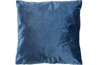 Luxor Living Kissen Elegance blau 45x45