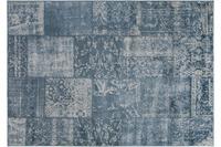 Luxor Living Teppich Famos dunkelblau 84274