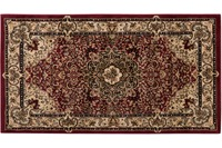 Luxor Living Teppich Kendra, creme-rot