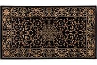 Luxor Living Teppich Kendra, creme-schwarz