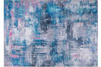Luxor Living Teppich Prima grau blau