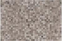 Luxor Living Teppich Rinderfell, grau 120cm x 180cm