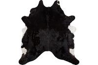 Luxor Living Teppich Rinderfell schwarz gemustert 3 - 5 m²
