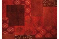 Luxor Living Nepal-Teppich Tingri rot