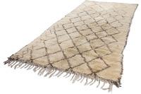 Tuaroc Beni Ourain Nomadenteppich Antique 170 cm x 356 cm