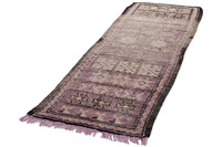 Tuaroc Teppich Beni Ourain Legends #KK25 #KK25 purple multi 84 x 284 cm
