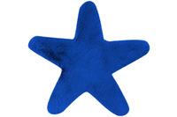 me gusta Kinderteppich Lovely Kids 1025-Star Blau 60 x 63 cm