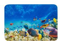 Meusch Badteppich Malediven Multicolor 45x 65 cm