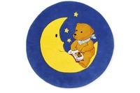 Mondbär 1337 blau