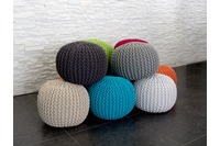 Obsession  Cool Pouf 777 cream 43 x 40 cm