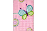 Obsession Teppich Lollipop 184 butterfly