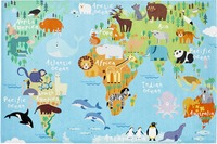 Obsession Torino Kids 233 world map