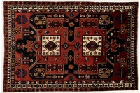 Oriental Collection Bakhtiar Teppich 210 x 315 cm (Iran)