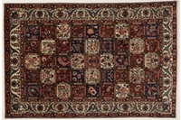 Oriental Collection Perser Bakhtiar-Teppich, 205 x 302 cm
