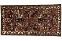 Oriental Collection Bakhtiar Teppich 160 x 305 cm