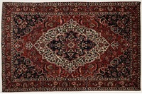 Oriental Collection Bakhtiar Teppich  202 x 315 cm