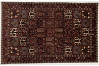 Oriental Collection Bakhtiar Teppich  197 x 315 cm