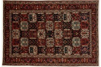 Oriental Collection Bakhtiar Teppich 215 x 310 cm (Iran)