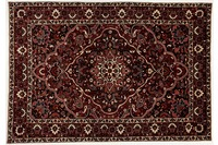 Oriental Collection Bakhtiar Teppich  215 x 308 cm