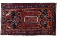 Oriental Collection Bidjar-Teppich Kordi 140 x 232 cm