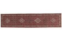 Oriental Collection Bidjar Teppich, Perser, reine Schurwolle, 87 x 387 cm