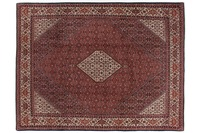 Oriental Collection Bidjar Teppich Sandjan 262 x 355 cm