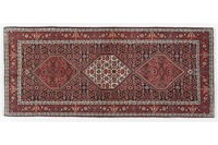 Oriental Collection Bidjar-Teppich Sandjan 88 cm x 210 cm