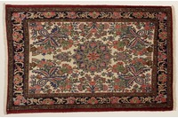 Oriental Collection Bidjar Floral Teppich, 73 x 112 cm