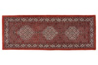 Oriental Collection Bidjar mit Seidenanteil 82 cm x 225 cm